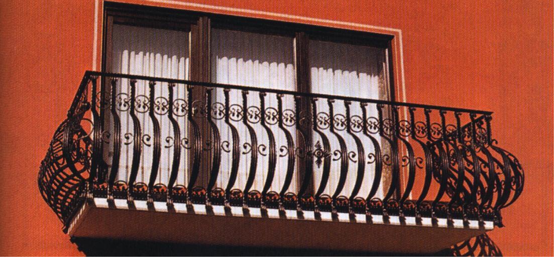 Балконное ограждение . цена - договорная., омская область - .